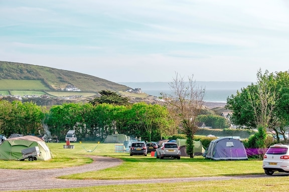 CHERRY TREE FARM CAMPSITE
